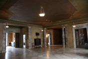 Image of empty hotel