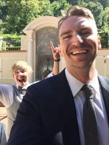 Selfie mania!1